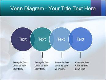Closeup of finger PowerPoint Templates - Slide 32