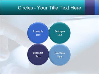 Closeup of finger PowerPoint Templates - Slide 38