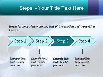Closeup of finger PowerPoint Templates - Slide 4