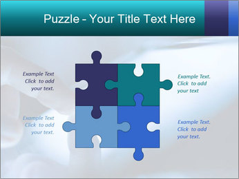 Closeup of finger PowerPoint Templates - Slide 43