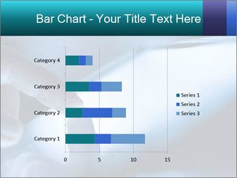 Closeup of finger PowerPoint Templates - Slide 52