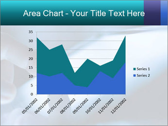 Closeup of finger PowerPoint Templates - Slide 53