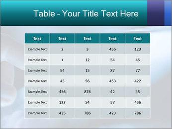 Closeup of finger PowerPoint Templates - Slide 55
