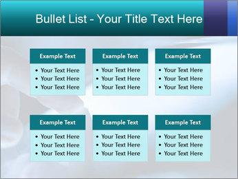 Closeup of finger PowerPoint Templates - Slide 56