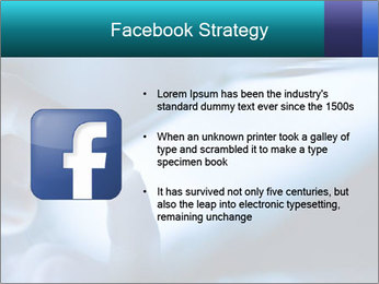Closeup of finger PowerPoint Templates - Slide 6