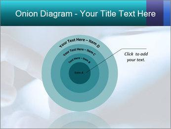 Closeup of finger PowerPoint Templates - Slide 61
