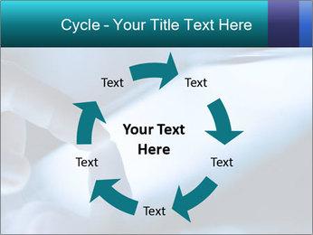 Closeup of finger PowerPoint Templates - Slide 62