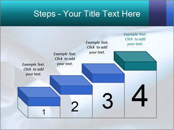 Closeup of finger PowerPoint Templates - Slide 64
