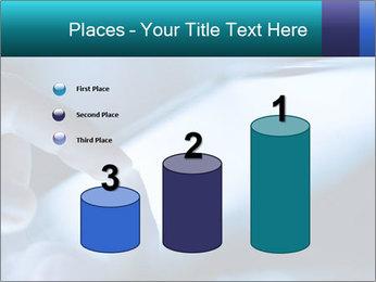 Closeup of finger PowerPoint Templates - Slide 65