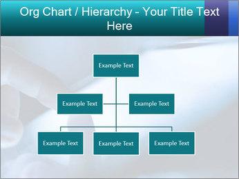 Closeup of finger PowerPoint Templates - Slide 66