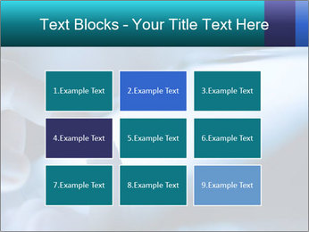 Closeup of finger PowerPoint Templates - Slide 68