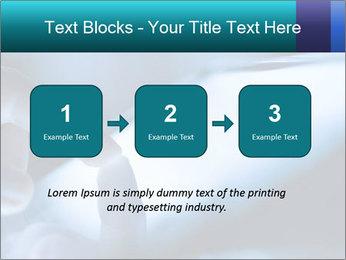Closeup of finger PowerPoint Templates - Slide 71