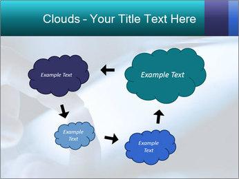 Closeup of finger PowerPoint Templates - Slide 72