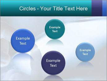 Closeup of finger PowerPoint Templates - Slide 77