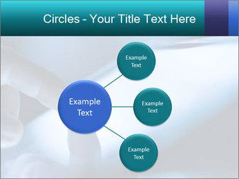 Closeup of finger PowerPoint Templates - Slide 79