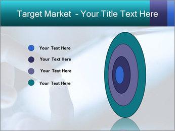 Closeup of finger PowerPoint Templates - Slide 84