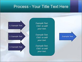 Closeup of finger PowerPoint Templates - Slide 85