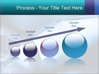 Closeup of finger PowerPoint Templates - Slide 87