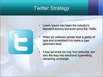 Closeup of finger PowerPoint Templates - Slide 9