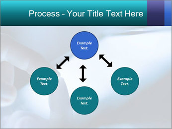 Closeup of finger PowerPoint Templates - Slide 91