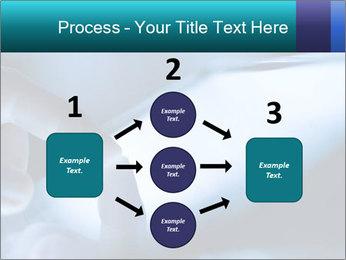 Closeup of finger PowerPoint Templates - Slide 92