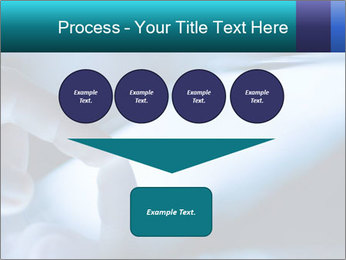Closeup of finger PowerPoint Templates - Slide 93