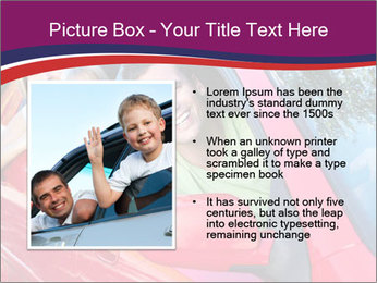 Happy smiling family PowerPoint Template - Slide 13