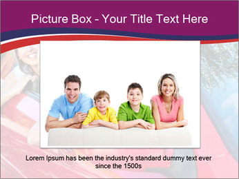Happy smiling family PowerPoint Template - Slide 16