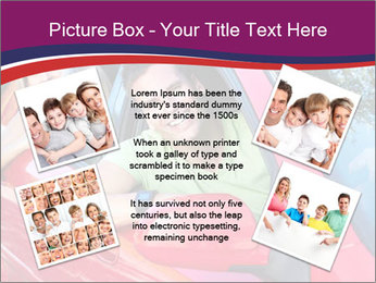 Happy smiling family PowerPoint Template - Slide 24