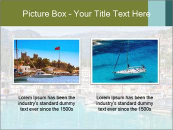 Port de Soller view PowerPoint Template - Slide 18
