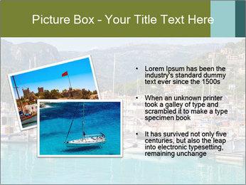 Port de Soller view PowerPoint Template - Slide 20