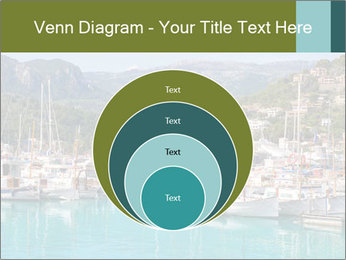 Port de Soller view PowerPoint Template - Slide 34