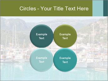 Port de Soller view PowerPoint Template - Slide 38