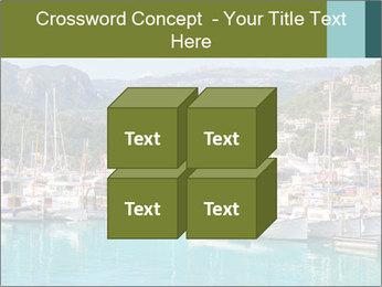 Port de Soller view PowerPoint Template - Slide 39