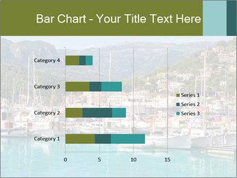 Port de Soller view PowerPoint Template - Slide 52