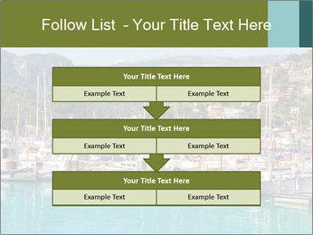 Port de Soller view PowerPoint Template - Slide 60