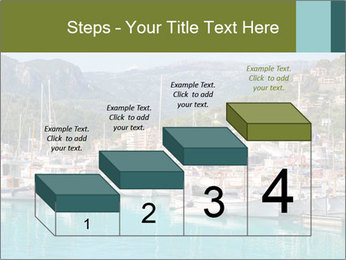 Port de Soller view PowerPoint Template - Slide 64