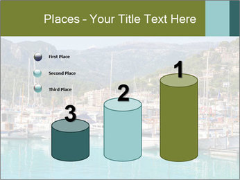 Port de Soller view PowerPoint Template - Slide 65