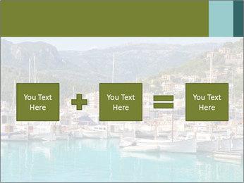 Port de Soller view PowerPoint Template - Slide 95
