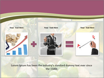 Olive harvest collage PowerPoint Template - Slide 22