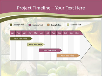 Olive harvest collage PowerPoint Template - Slide 25