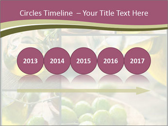 Olive harvest collage PowerPoint Template - Slide 29