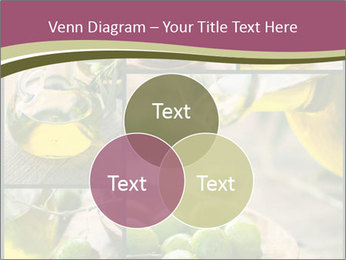 Olive harvest collage PowerPoint Template - Slide 33