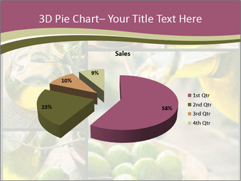 Olive harvest collage PowerPoint Template - Slide 35