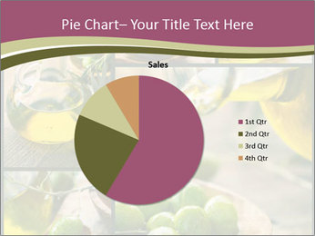 Olive harvest collage PowerPoint Template - Slide 36