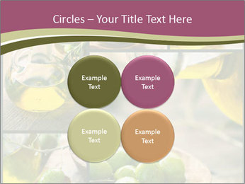 Olive harvest collage PowerPoint Templates - Slide 38