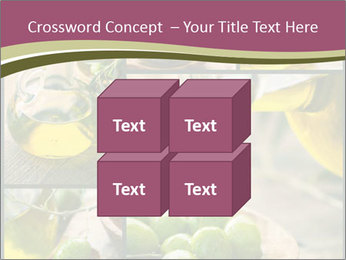 Olive harvest collage PowerPoint Template - Slide 39