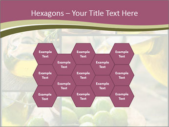 Olive harvest collage PowerPoint Templates - Slide 44