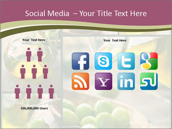 Olive harvest collage PowerPoint Templates - Slide 5