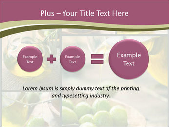 Olive harvest collage PowerPoint Template - Slide 75